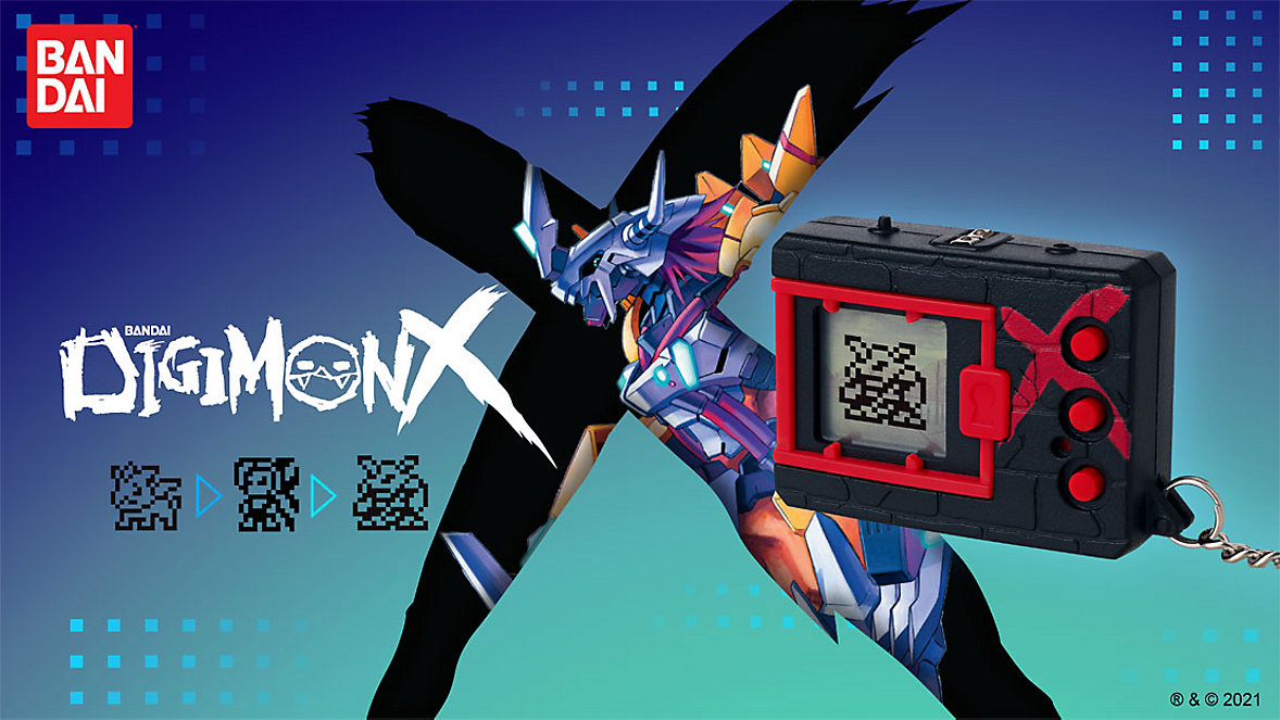 DigimonX