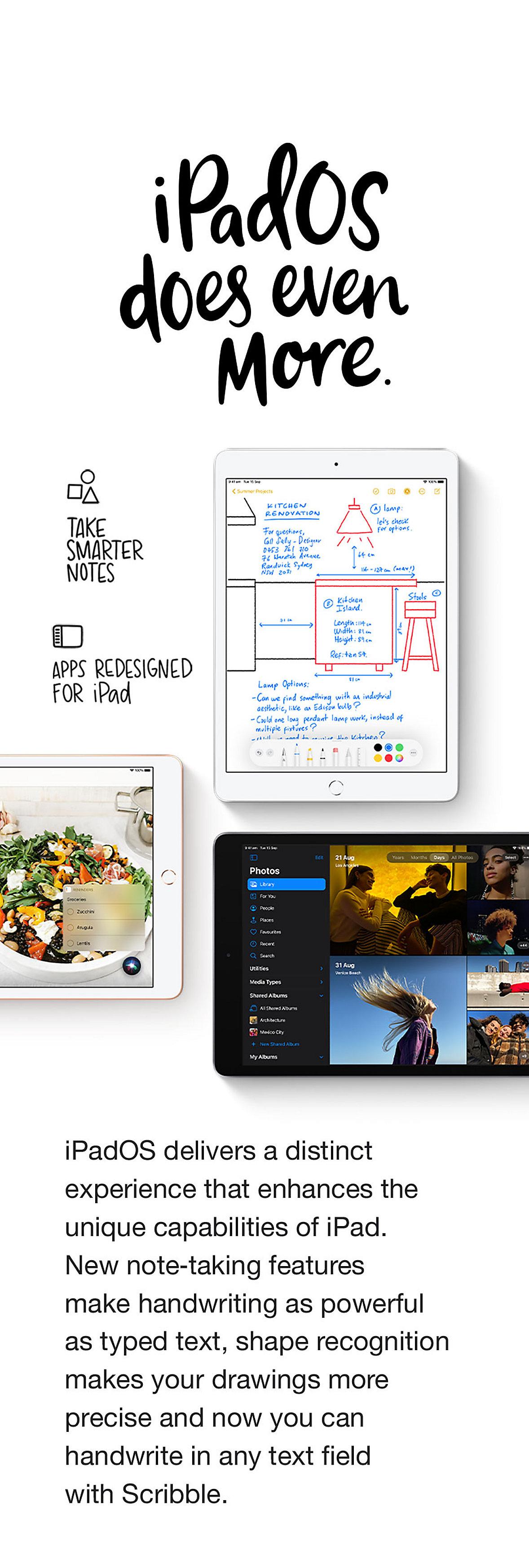 iPadOS does even more