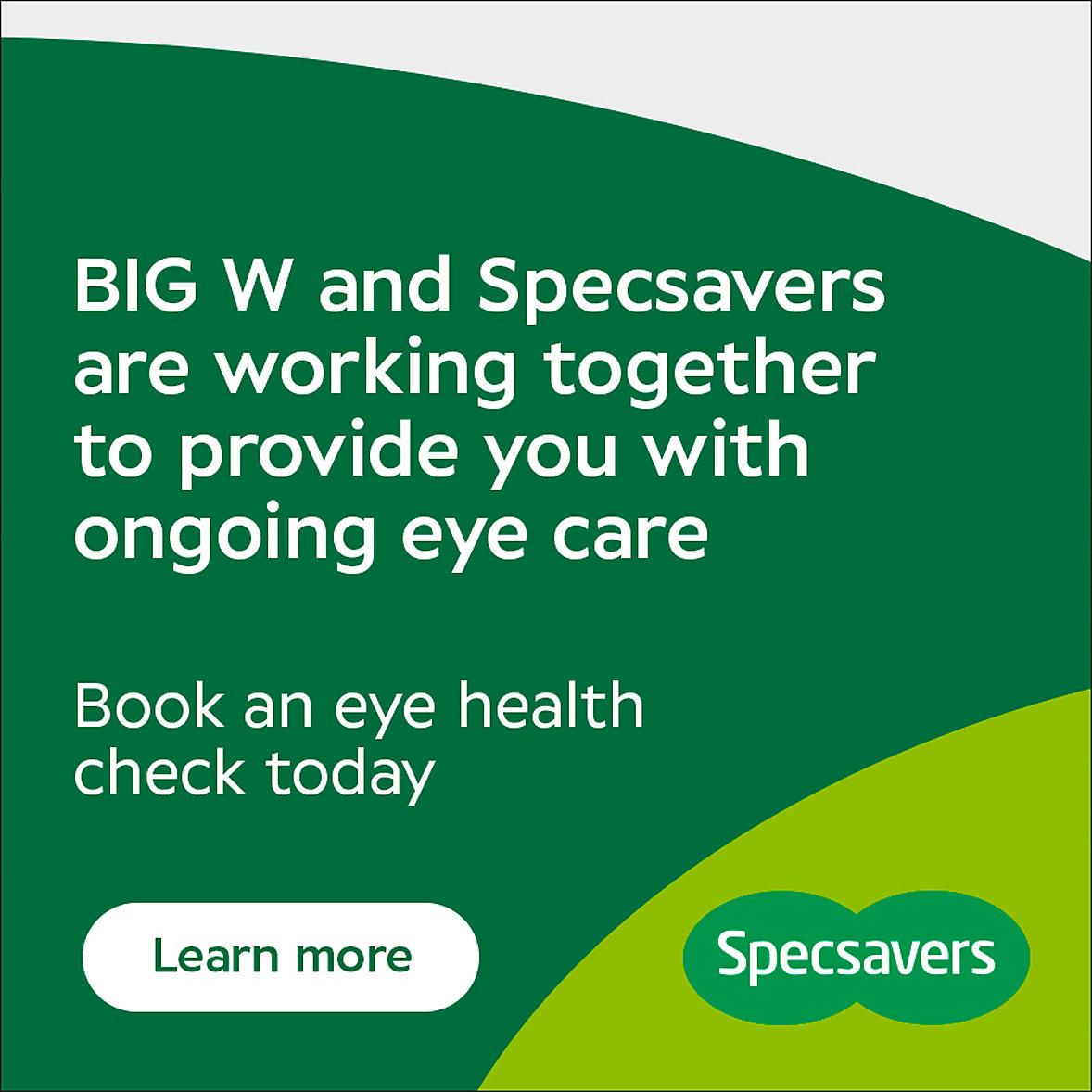 Book an eye health check today