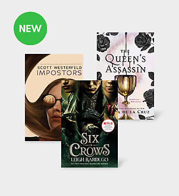 New for readers aged 12-18 years