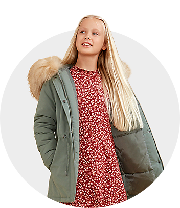 Shop Girls Clothing 8-16