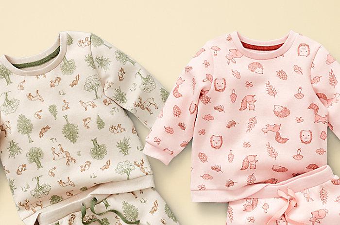 dymples baby fleece clothes