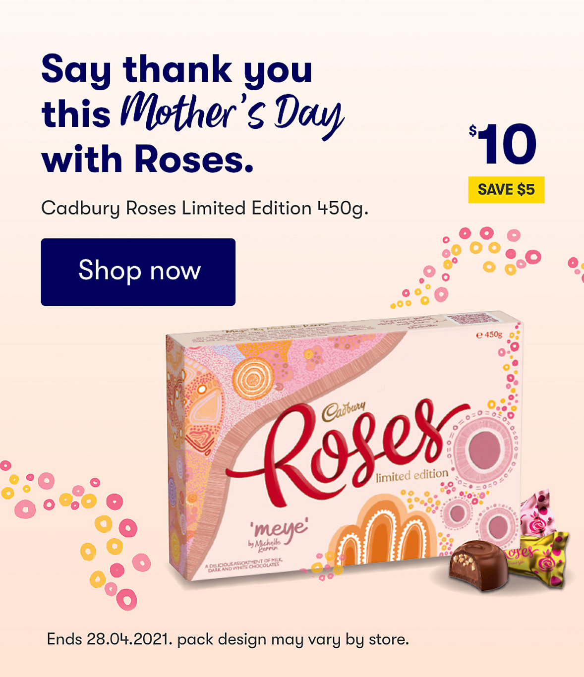 Roses chocolates special edition