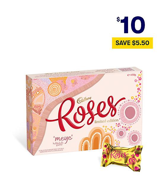 Cadbury Roses Limited Edition