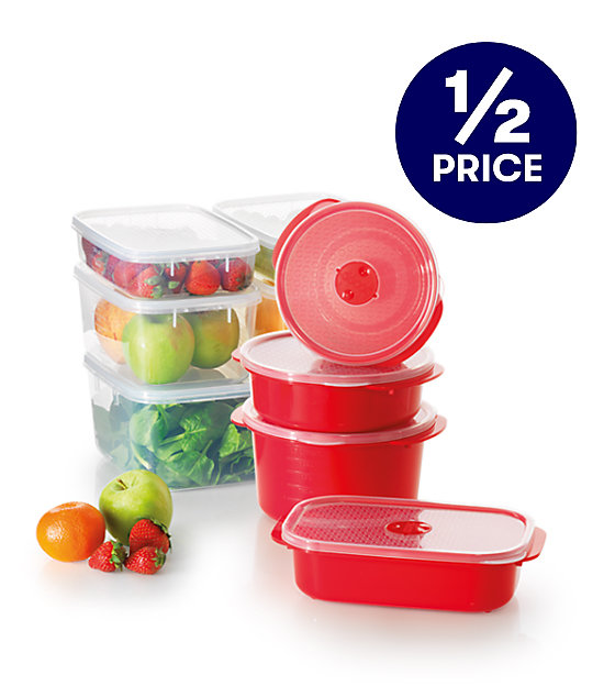 Half price Decor food storage