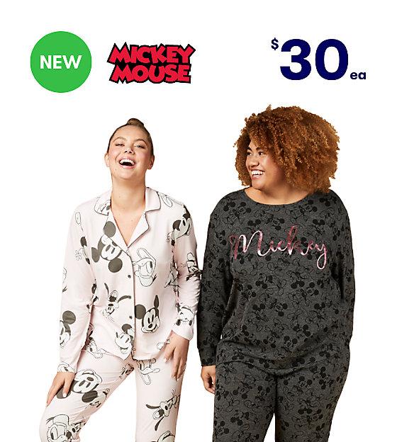 New Mickey Mouse Pyjama Sets