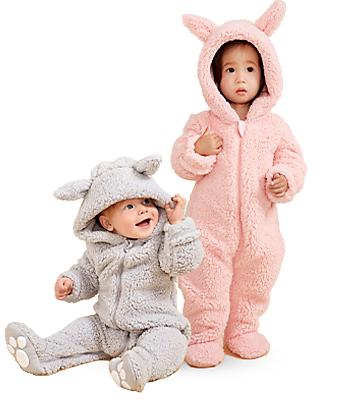 dymples baby bunny onsie