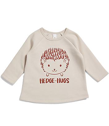 dymples hedge hugs baby top