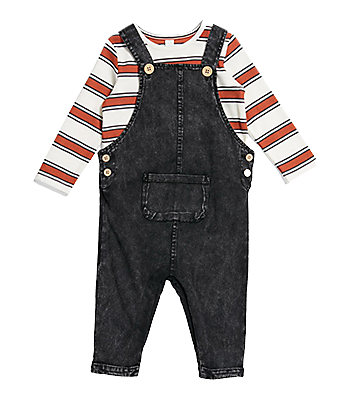dymples baby overall outfit
