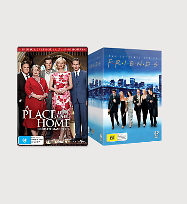 Box sets for Mother's Day