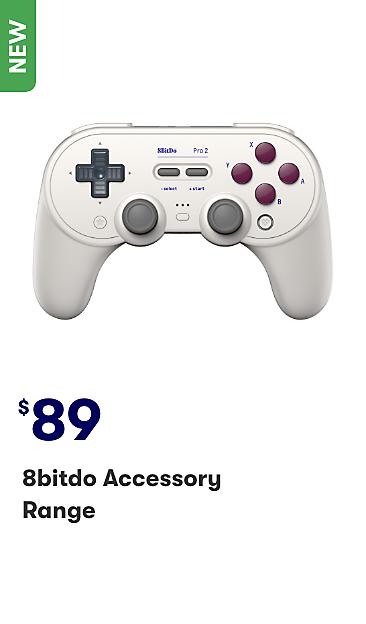 8bitdo Accessory Range