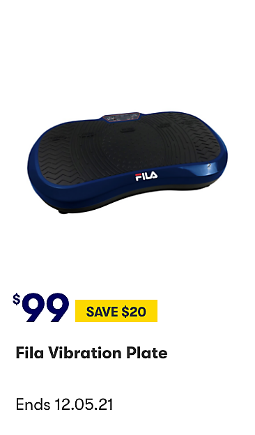 Fila Vibration Plate