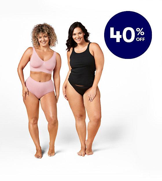 40% off Bonds Underwear & Baby