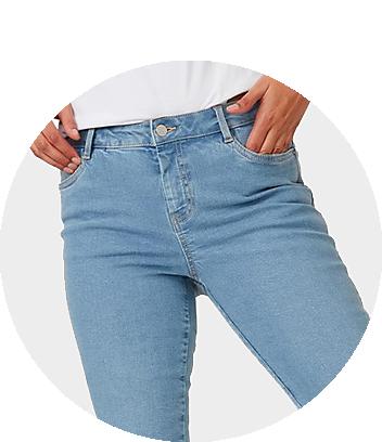 mini me jeans