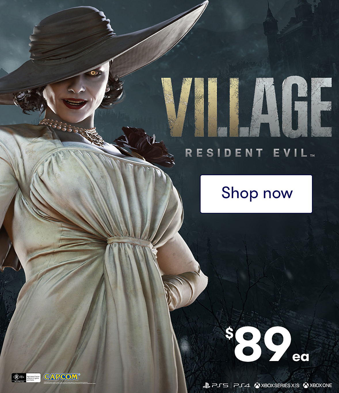 Resident Evil VIII Village