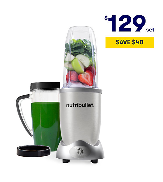 Nutribullet on sale