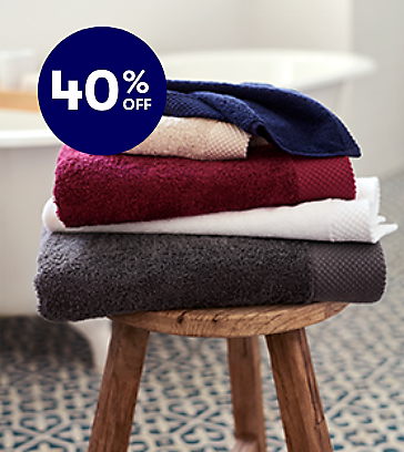 Save on selected Towels