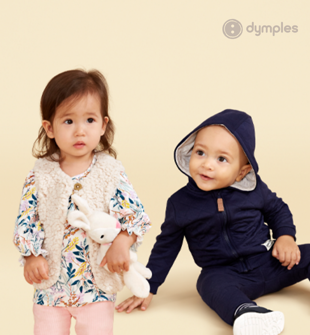 dymples baby girl and baby boy clothes
