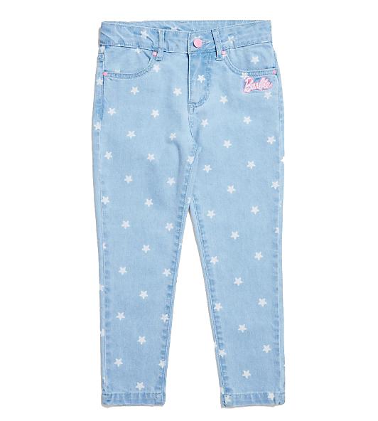 blue star barbie jeans