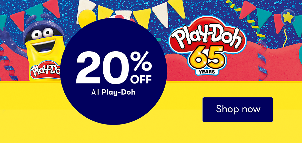 Shop 20% Off Play-Doh