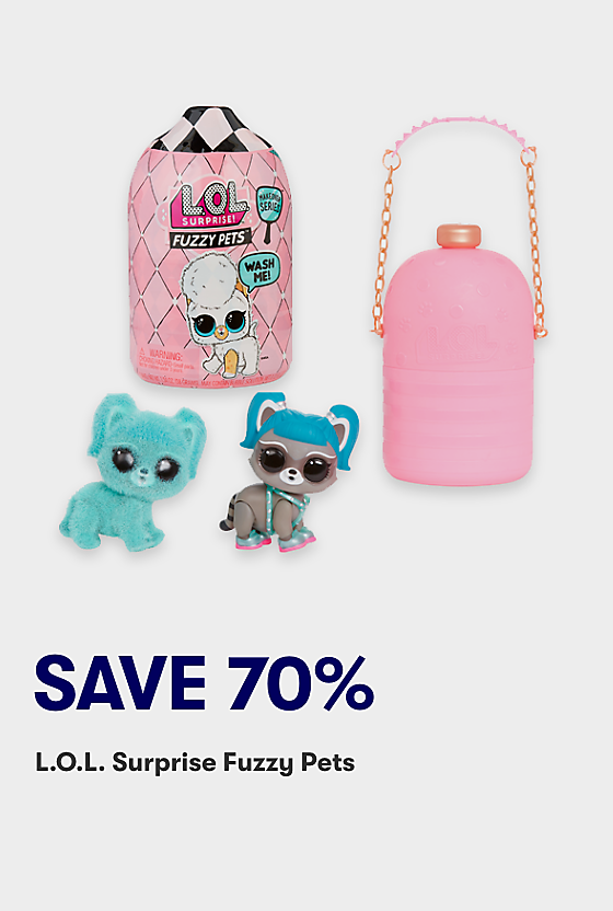 Save on LOL Surprise Fuzzy Pets
