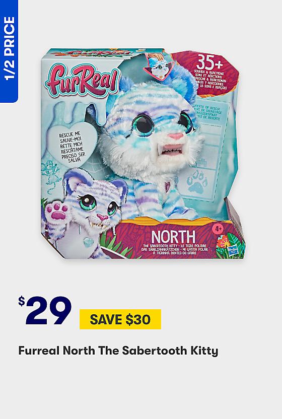 Half Price Furreal Kitty