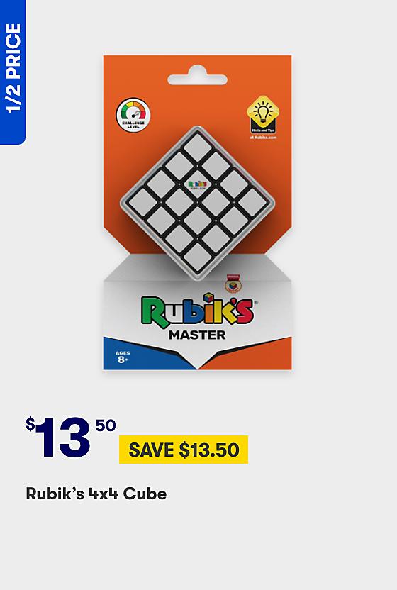 Half Price Rubiks 4x4 Cube