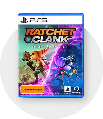Ratchet & Clark Rift Apart