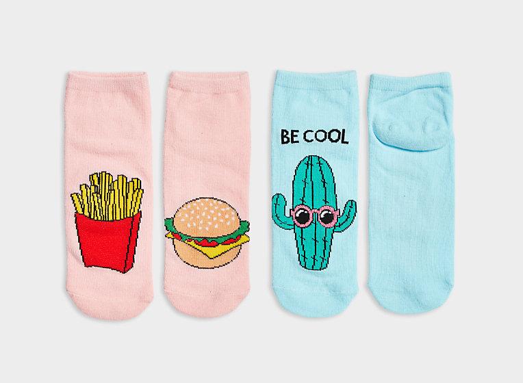 5 for $10 Women's Socks