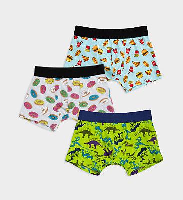 3 for $9 Boys Underwear