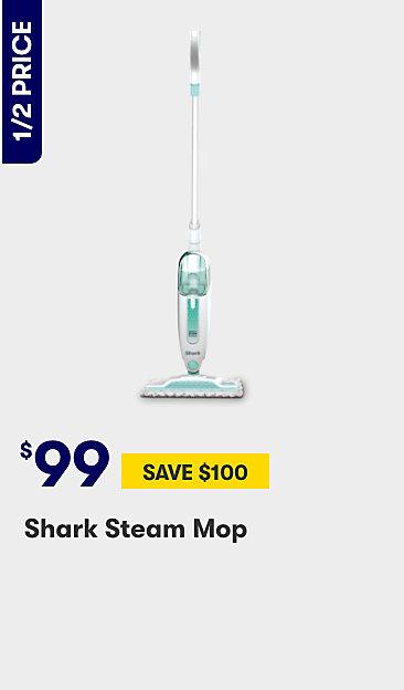 $99 Shark steam mop
