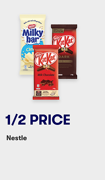 1/2 price Nestle