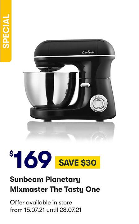 Save on Sunbeam Mixmaster