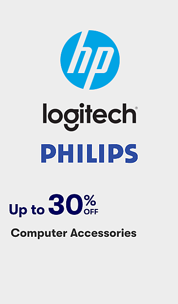 Up to 30% off Computer Accessories