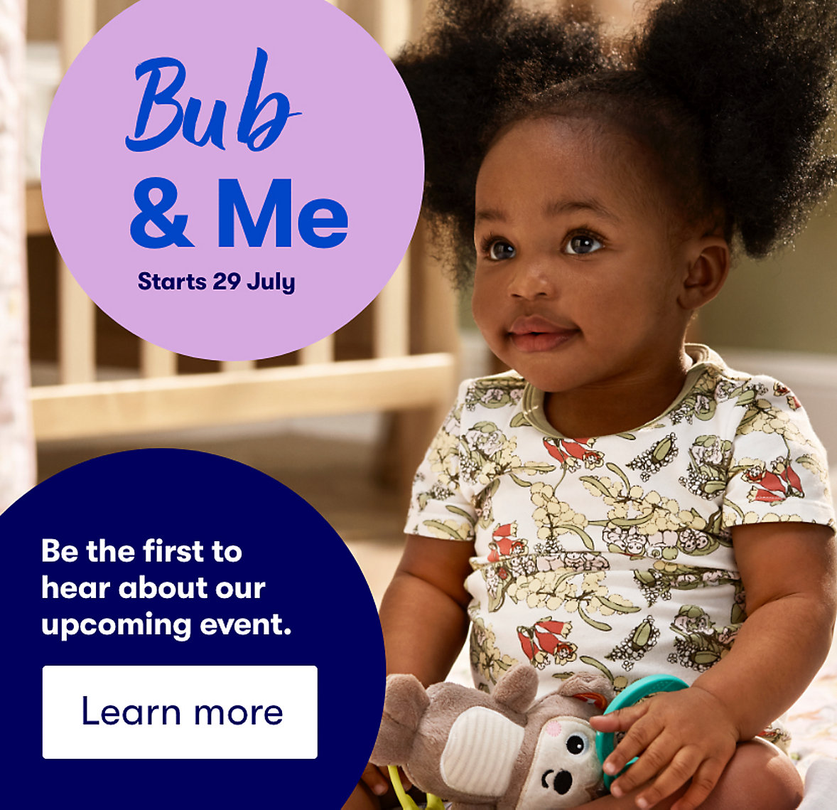 Get Ready for Baby Sale