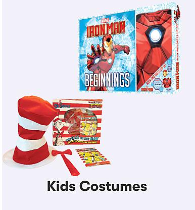 Book Week Kids Costumes
