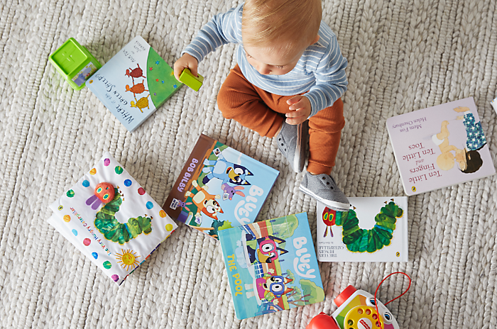 Baby Book Gift Sets