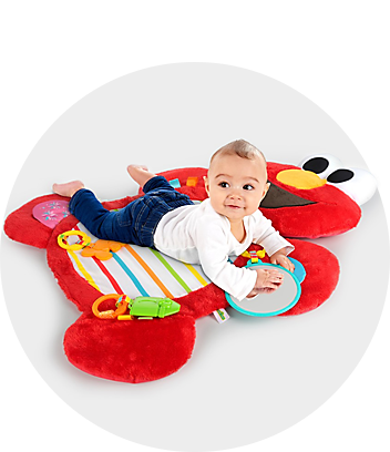 baby playmat and activity