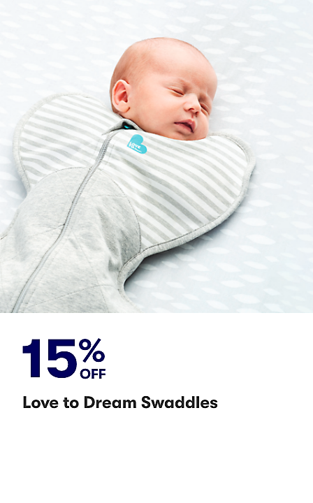 15% off Love to Dream
