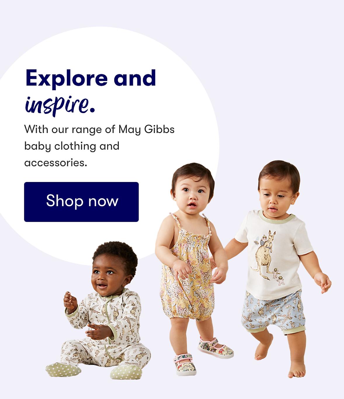 Baby May Gibbs Clothes