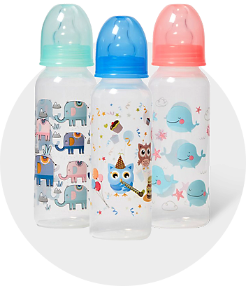 Dymples Baby Print Bottles
