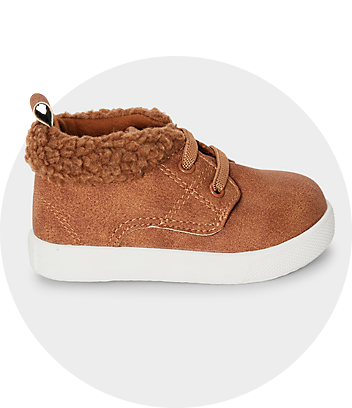 Dymples Baby Brown Shoes