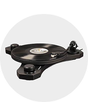Turntables & CD Players