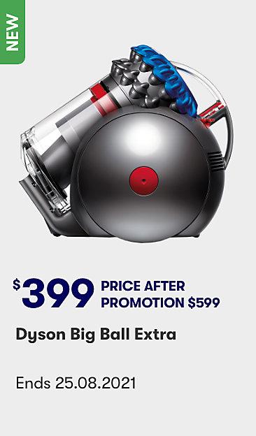 $399 Dyson Big Ball Extra