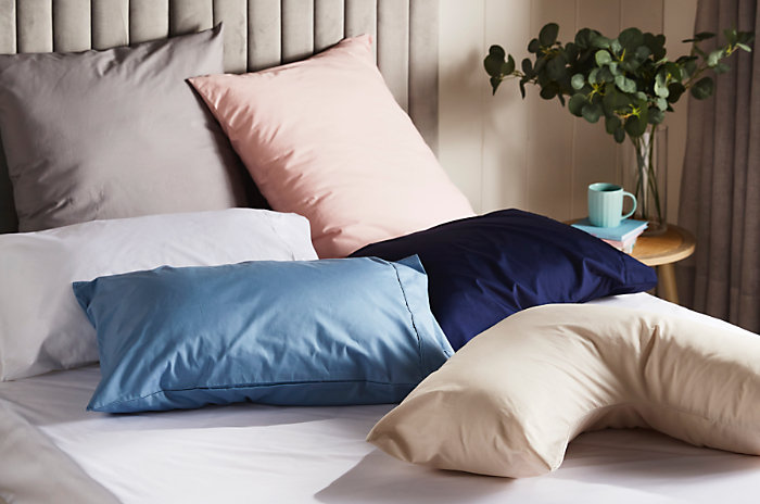 Sleep tight. Get quality sleep with our range of pillowcases. Shop now