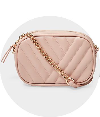 womens accessories clutch bag pink