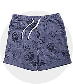May Gibbs Printed Shorts