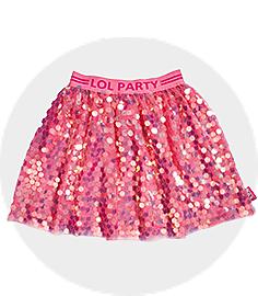 Lol Surprise Sequin Skirt