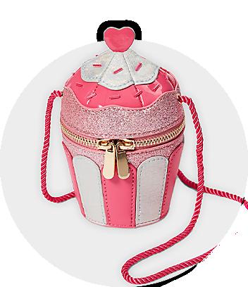 Girls Cupcake Bag