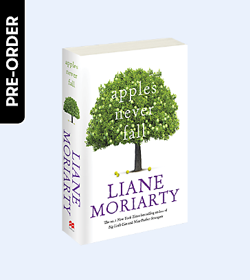 Preorder Apples Never Fall by Liane Moriarty